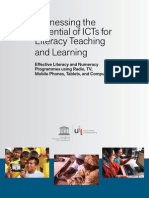 Harnessing the Potential of ICTs for Literacy Teaching and Learning