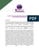 La Educación Universitaria en El Chile de Hoy