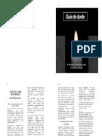 Guía de Duelo Booklet