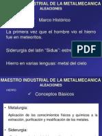 2. Metal Del Cielo Induccion
