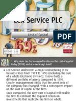 les service plc
