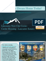 Lancaster New City Cavite- Your Dream Home Today!