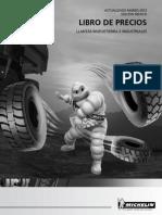 Michelin Lp Gc y Cl Marzo 2012