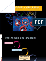 Oncogenes y Virus Arn