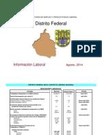 Perfil Distrito Federal