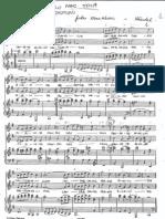 Cantate Domino Piano e Coro
