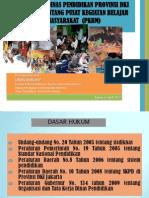 3. Kebijakan Tentang PKBM, Sudin Jakbar 16 Sept