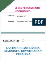 Historia Del Pensamiento Económico Unidad 2