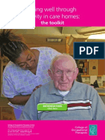 Unit 2 – Care Home Staff Resources