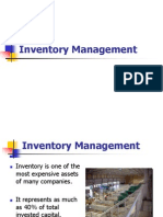 ABC Inventory Control