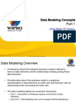 BTS(FS-TMT) DWH - UCF 1.1 Data Modeling Concepts v1.0 - Part 1