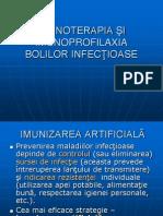 Imunoprofilaxie-terapie