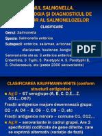 Genul Salmonella