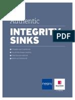 Authentic Integrity Sinks Digital