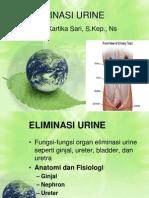 Kon Sep Elimin as i Urine