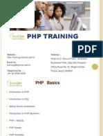 Php Training Techno Soft Mumbai