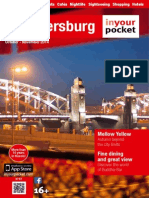 St. Petersburg In Your Pocket Oct/Nov 2014