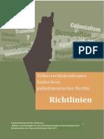 2014_02_Völkerrechtskonformes Einfordern Palästinensischer Rechte