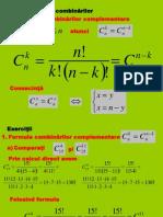 Formula Comb Inari l or Complement Are