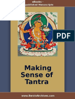 Making Sense of Tantra
