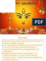 Highlights of Navratri 2014