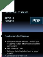 Lifestyle Diseases