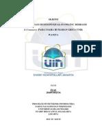 Implementasi Sistem Penjualan Online Berbasi Ecommerce