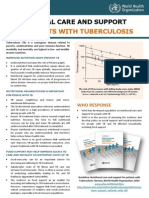 TB Nutrition Care Guidelines
