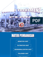 Water Treatment Plant Ptb