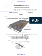 PreStressed Concrete Structures Unit 3 With ANS