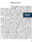 Reflecţii sociale - Panait Istrati (1909)