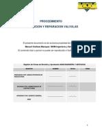 Procedimiento Operacion y Accionamiento de Valvuls (3)