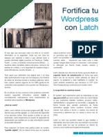 Fortifica Tu Wordpress Con Latch