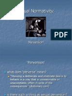 12 - Perversion