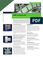 Ram Connection Data Sheet