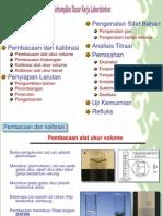 PRAKT-KIMIA Dasar Mipa 2009-2010 - 04 - Ketrampilan Dasar Kerja Di Laboratorium