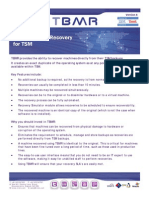 Data Sheet - TBMR