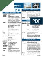 Mascoat- Thermal Insulation Coating 02-MI-DTI Spec Sheet 0113