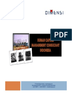DIMENSI Human Capital Consultant 2013