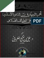 اهمية الجهاد فى نشر الدعوةالاسلامية والرد على الطوائف الضالة