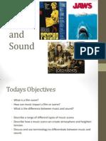 Sound & Music in Media