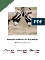 EMS Long Fibre Reinforced Polyamides