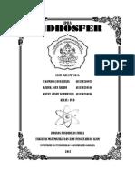Makalah Hidrosfer