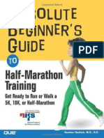 Absolute Beginner's Guide to Half-Marathon Training- Heather Hedrick