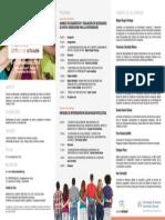Programa Jornadas San Rafael Discapacidad Mailing