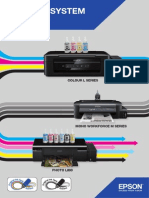 Epson's NEW Ink Tank Printers