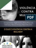 VIOLENCIA CONTRA MULHERES.pptx