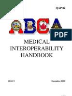 B-GL-343-002 ABCA Medical Interoperability Handbook