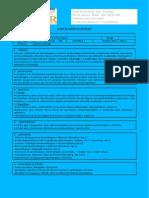 Programa - Processos Básicos Em Psicologia 3