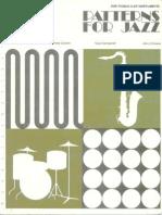 Patterns for Jazz - By Jerry Coker Jimmy Casale Gary Campbel